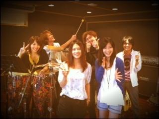 Hisashi Kondo Dokutsubo (2011.10.12) — 1309 It's Sakura-san on Percussion. 2011.10.12-Dokutsubo-3