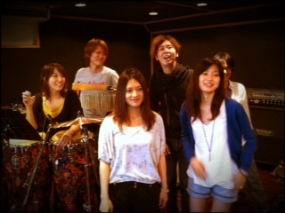 Hisashi Kondo Dokutsubo (2011.10.12) — 1309 It's Sakura-san on Percussion. 2011.10.12-Dokutsubo-5