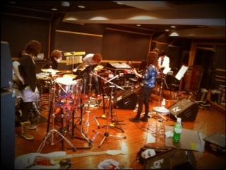 Hisashi Kondo Dokutsubo (2011.10.12) — 1309 It's Sakura-san on Percussion. 2011.10.12-Dokutsubo-6