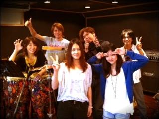 Hisashi Kondo Dokutsubo (2011.10.12) — 1309 It's Sakura-san on Percussion. 2011.10.12-Dokutsubo-8