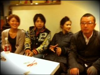 Hisashi Kondo Dokutsubo (2011.12.06) — Senpai 2011.12.06-Dokutsubo-2