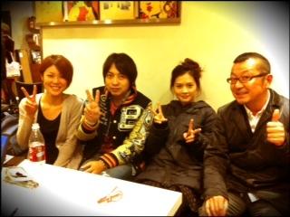 Hisashi Kondo Dokutsubo (2011.12.06) — Senpai 2011.12.06-Dokutsubo-3