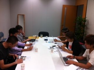 Staff Diary (2012.07.11) — 2012.07.11-Staff-Diary-1