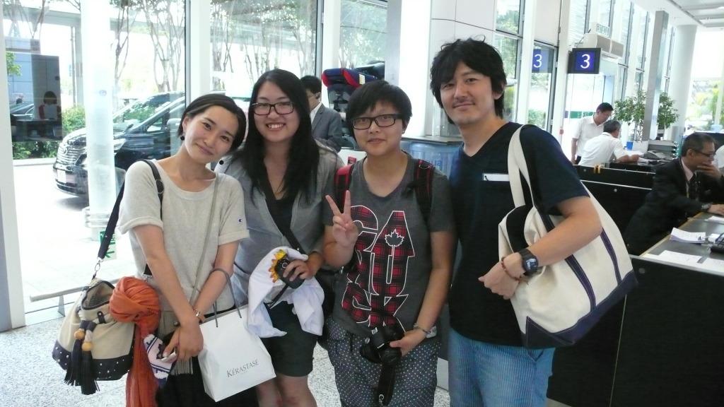 YUI arrives to Hong Kong (Gotchi's report) – YUI-Lover: Fansite